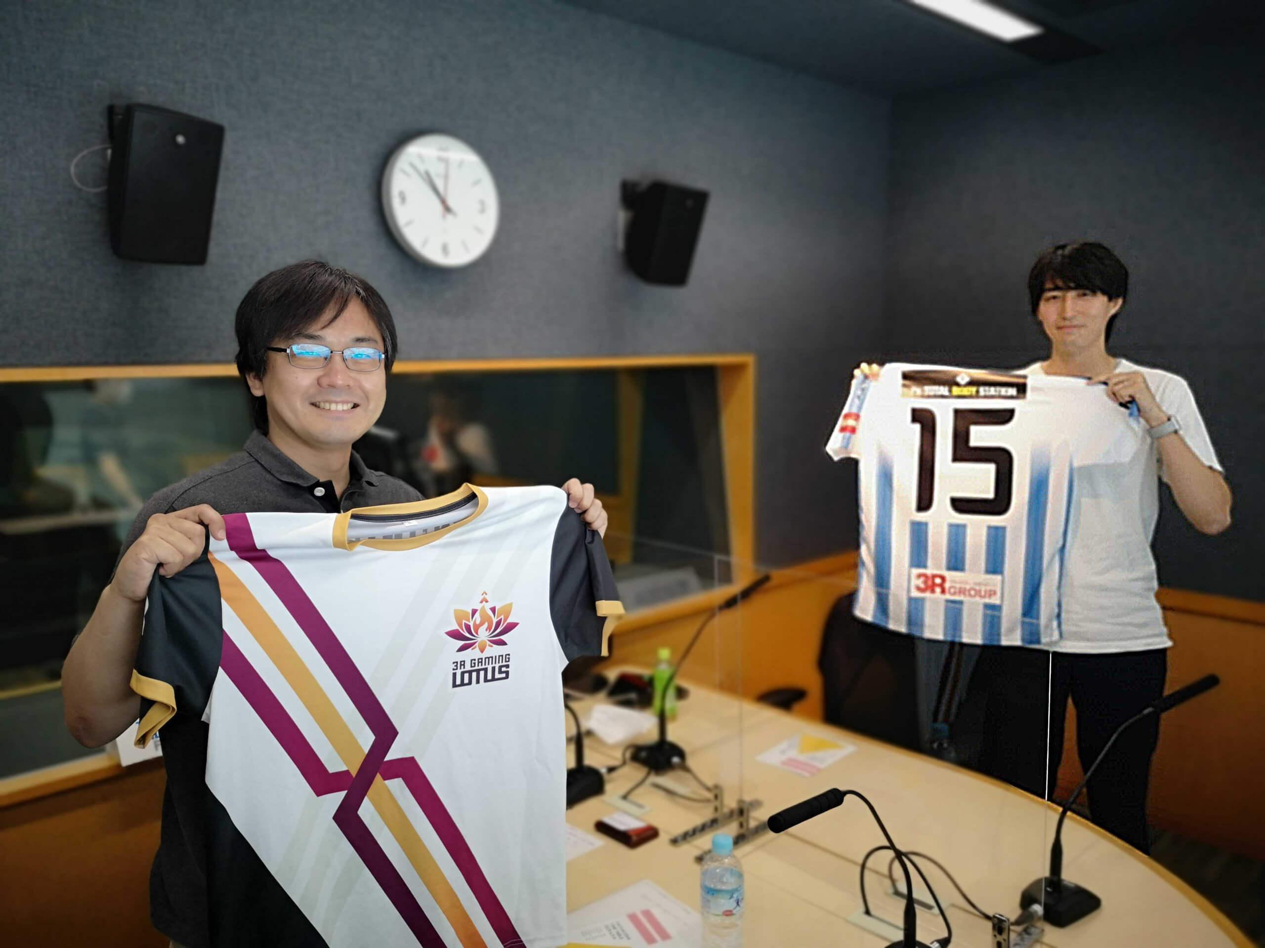 FM FUKUOKA 「Have Fun!! e-sports」に出演しました!