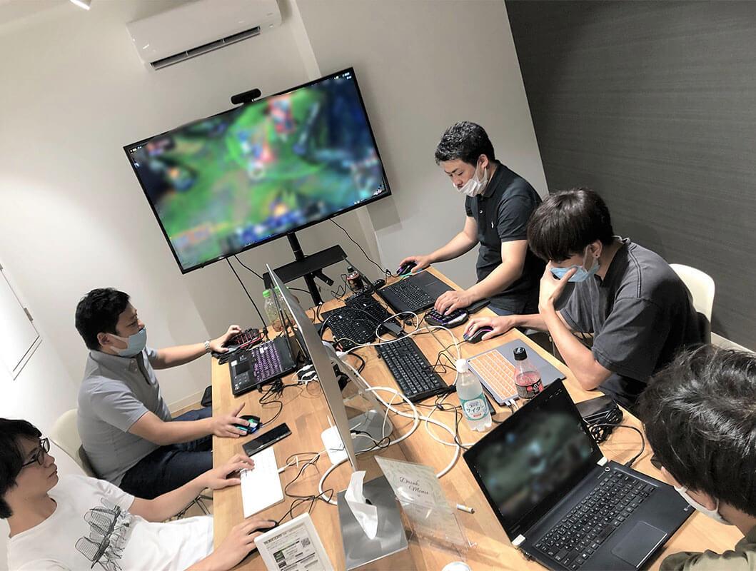 社内eスポーツ部「3R Gaming Lab」が発足しました!